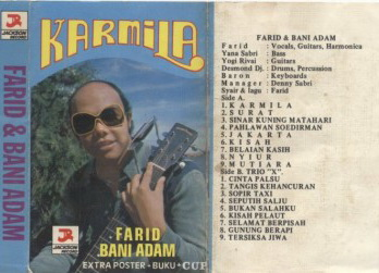 FARID BANI ADAM - KARMILA