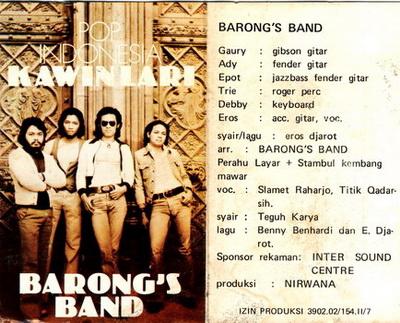 Barong Band